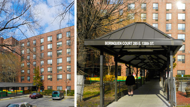 Borinquen Court West Side Federation For Senior And