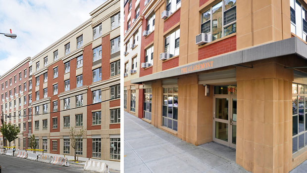 West Side Federation for Senior and Supportive Housing The Claremont